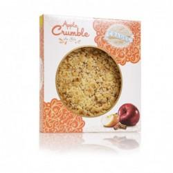 Torta Crumble alla Mela Cradel