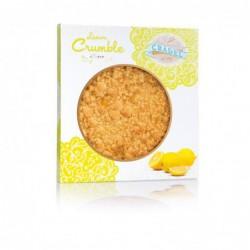Torta Crumble al Limone Cradel